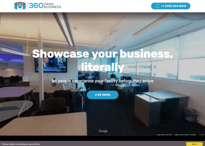 360 Pano Business